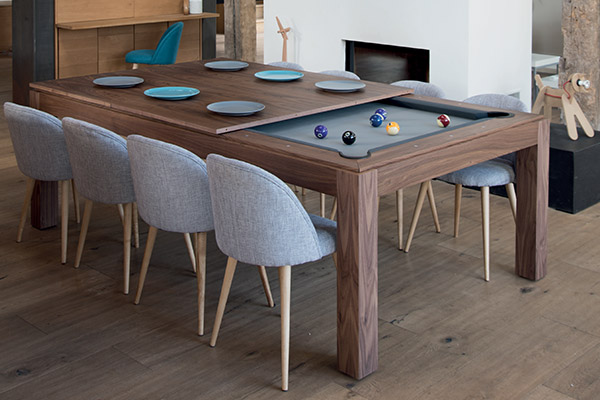 Woodline table